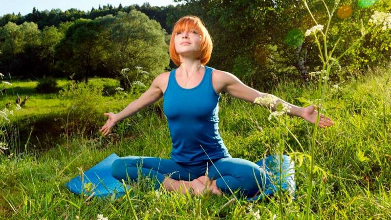 Йога с Катериной Буйда – особенности и практики