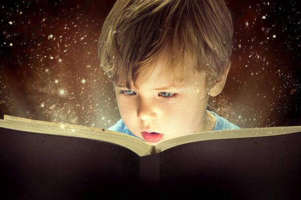 Как научить ребенка любить книжки