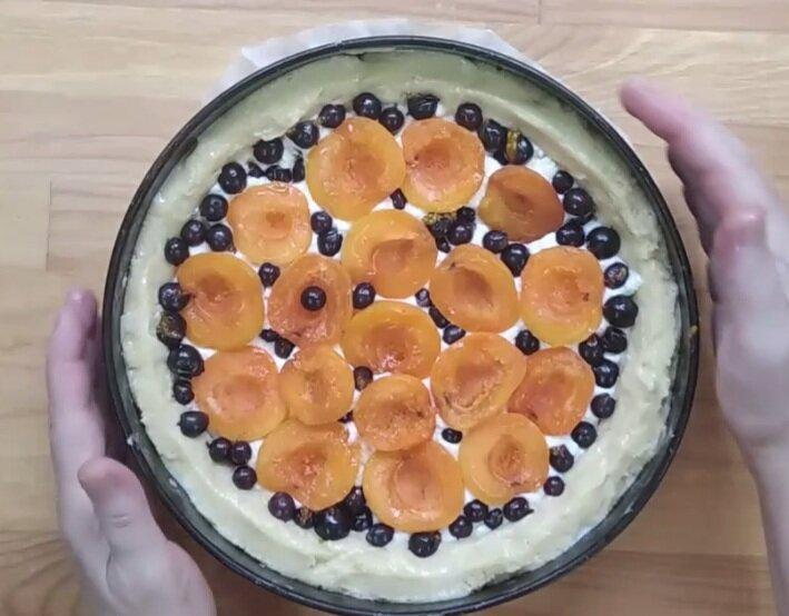 Наступает пора абрикосов! Делаем пироги.