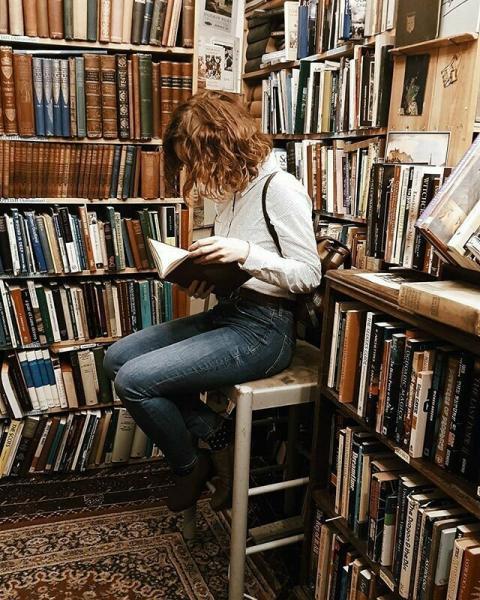 О чтении и книгах