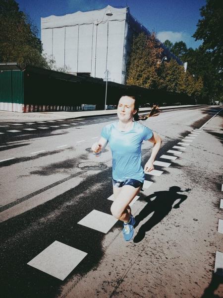 О мотивации бегать