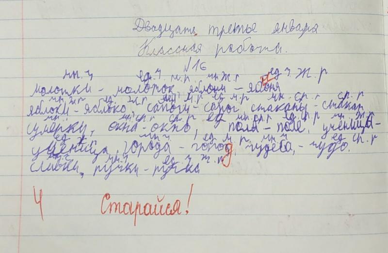 Почему работа над ошибками не помогает научиться грамотно писать?