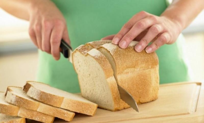 Покажу, как за 1 раз поджарить много хлеба без тостера (до 20 кусочков сразу)