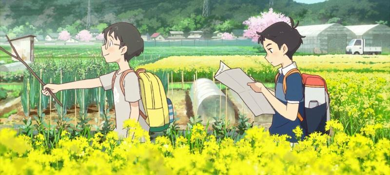 Полнометражные аниме которые ты, скорее всего, даже не видел!🎎[Часть 2]