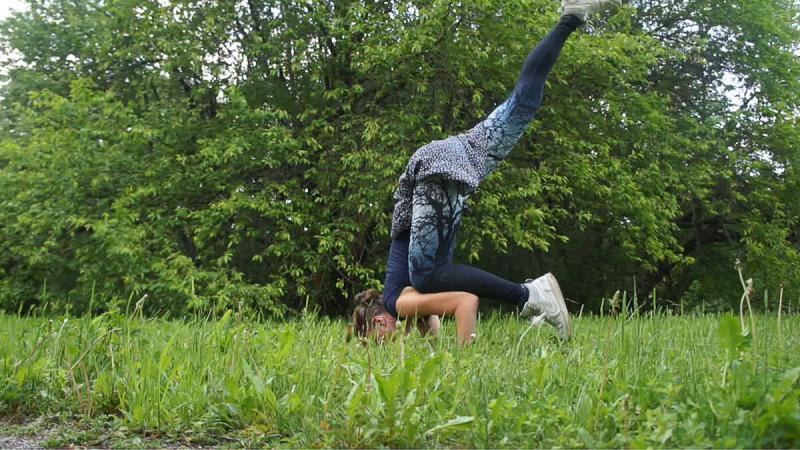Сильные позы йоги, дающие свободу быть собой