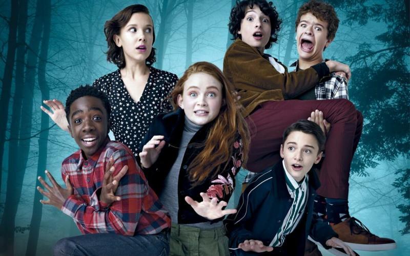 Топ 5 сериалов от Netflix, что вы обязаны посмотреть