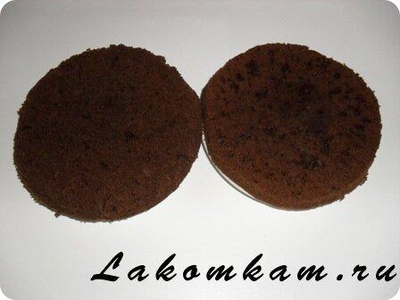 Торт Чечётка