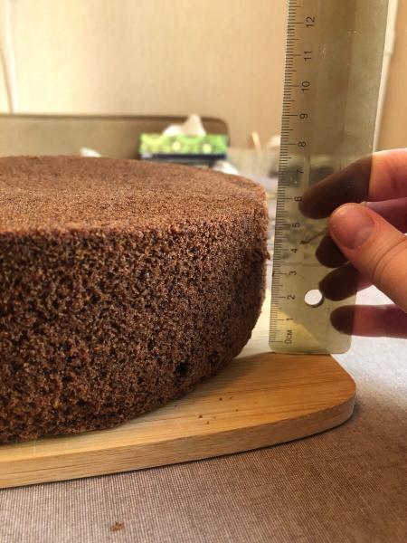 Торт Черный лес. Мой любимый рецепт.