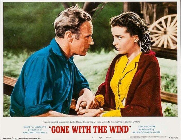 """""""Унесенные ветром"""" (Gone with the Wind), или К вопросу об Эшли"""