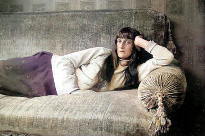 Ахматова: Культура женщины определяется количеством ее любовников