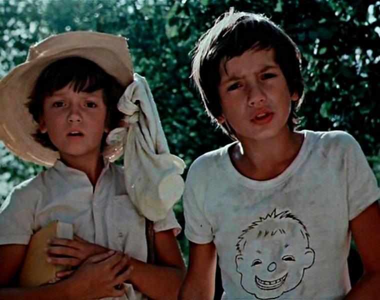 Главный признак советского детского фильма