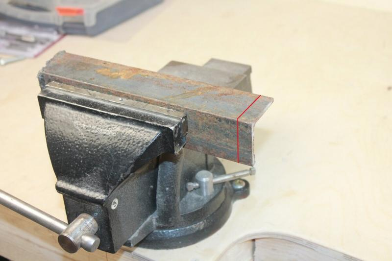 Как сделать гайку барашек за несколько минут буквально из металлолома