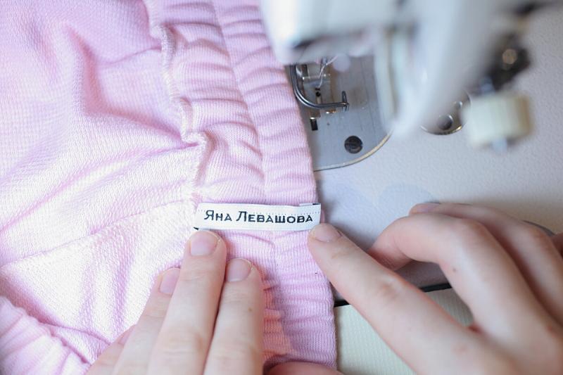 Как сшить спортивные штаны или брюки из трикотажа. С карманами. Мастер-класс по шитью.