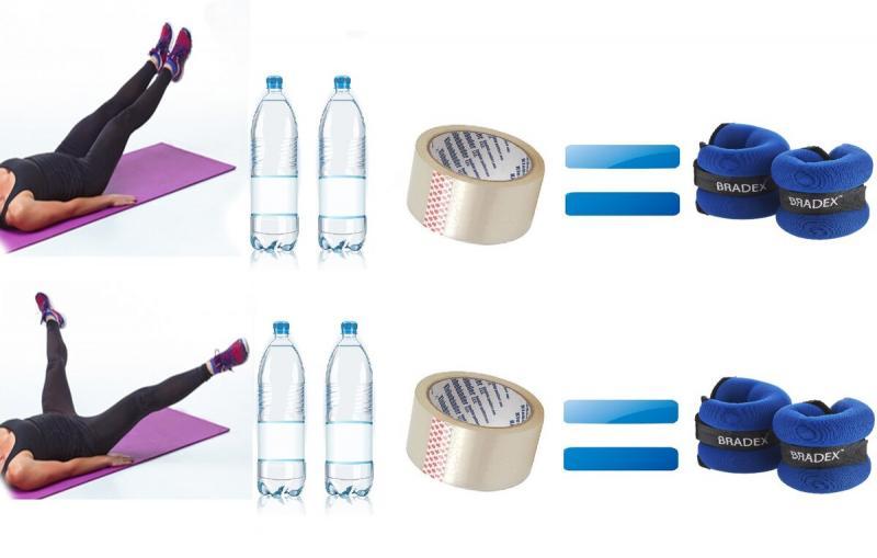 Метод обмана мышц - вариант похудеть в четыре раза быстрее.
