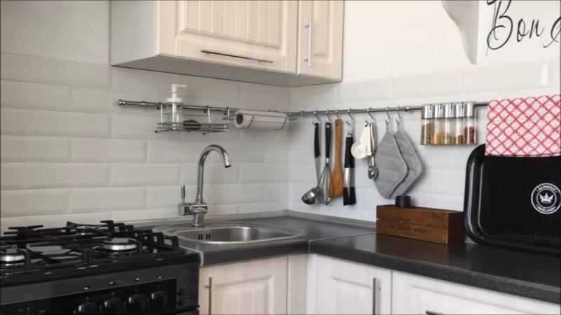 Организация хранения на маленькой кухне в хрущевке: 7 полезных советов