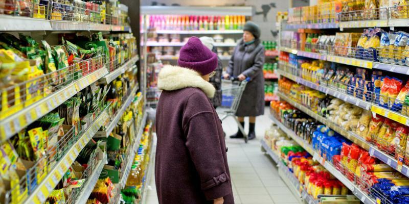 Россияне стали экономнее питаться из-за пандемии