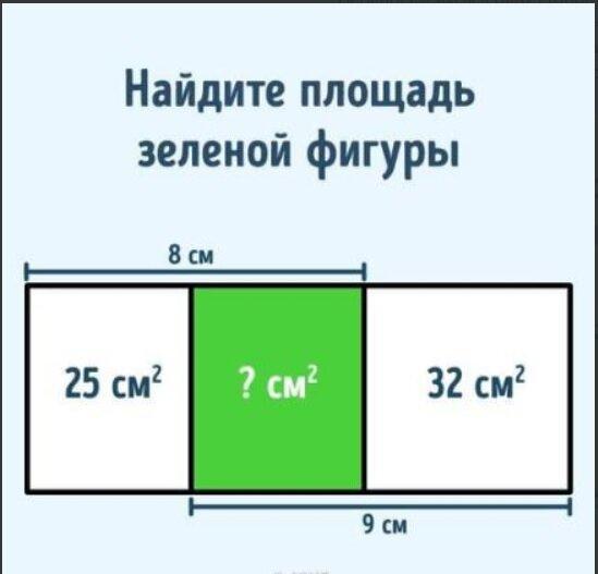 Школьная задачка по геометрии. Уверены, что сможете ее решить?