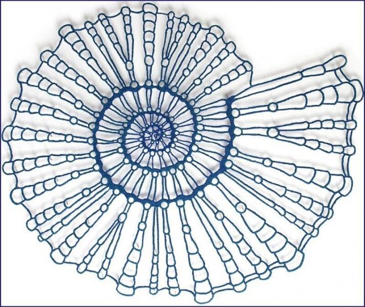 Сложно назвать это вышивкой, но красота неописуемая: тончайшие работы рукодельницы из Австралии