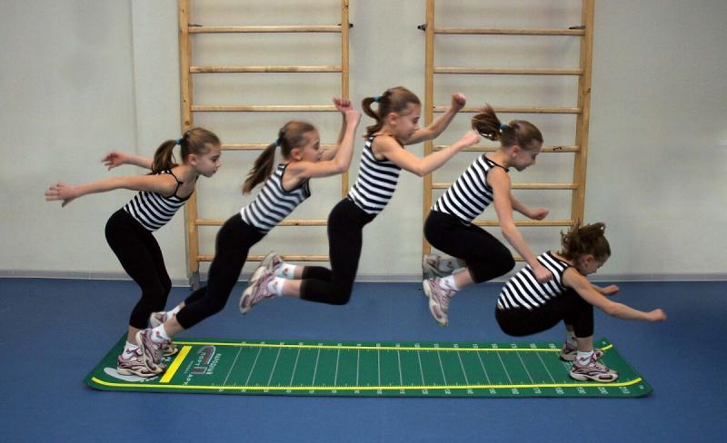 Тесты на уроках физкультуры
