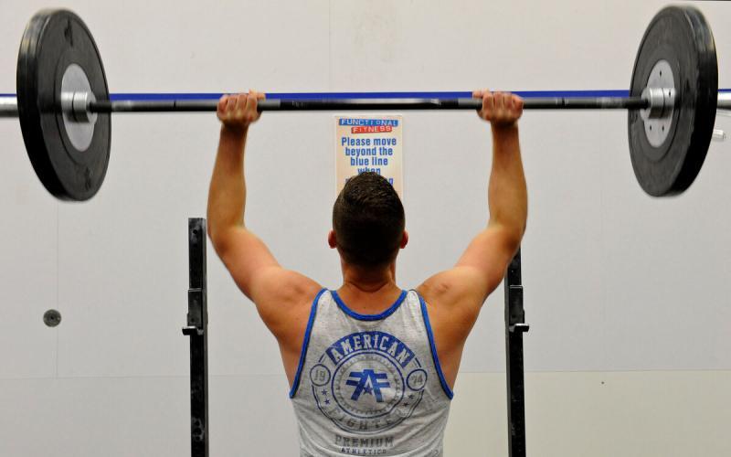 Тренировка, которая взорвет ваши плечи