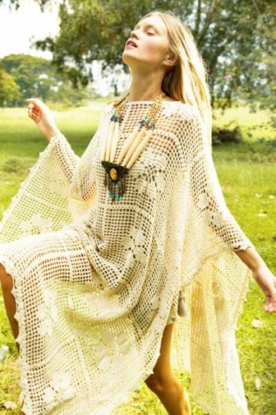 Укрощаем крючок. Красота филейного вязания.