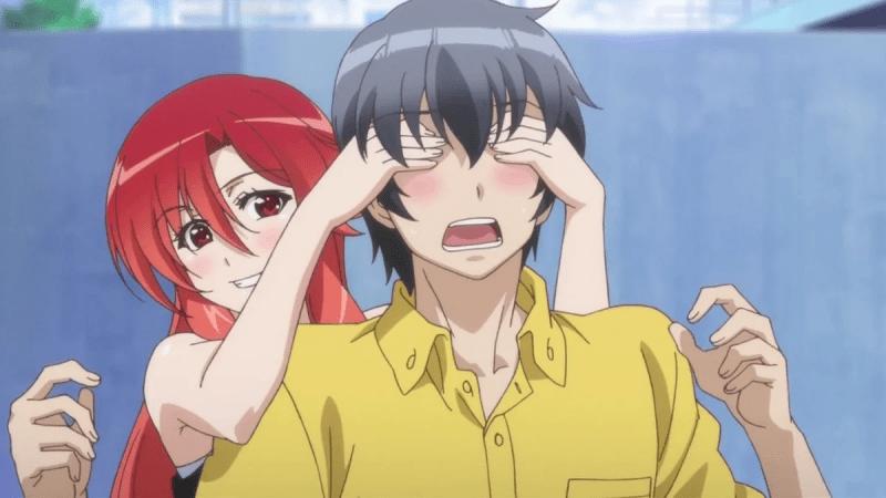 Аниме, где демон, в лице главного героя, вступает в отношения с человеком! Часть II