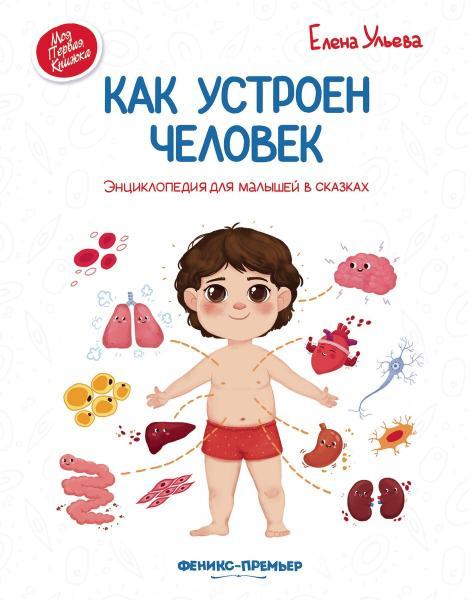 Читаем с детьми: подборка детских книг о том, как устроен наш организм