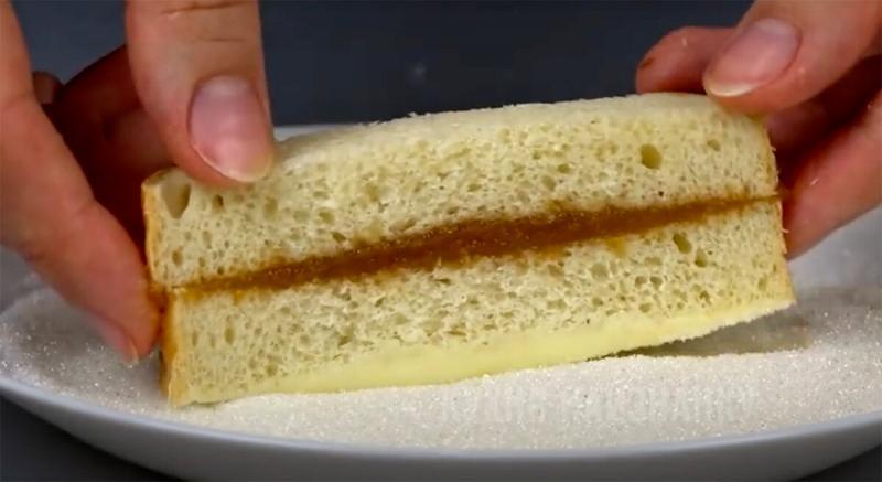 Десерт из 60-х: готовлю к чаю вместо вредных тортов и пирожных (трачу 15 минут, и вкусно очень)
