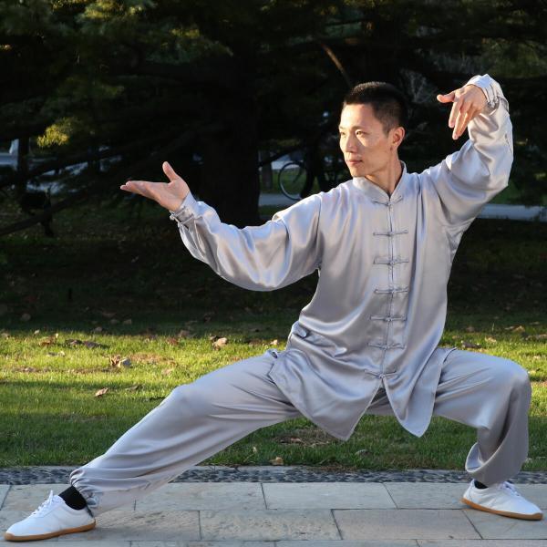 Тай чи — древняя китайская гимнастика