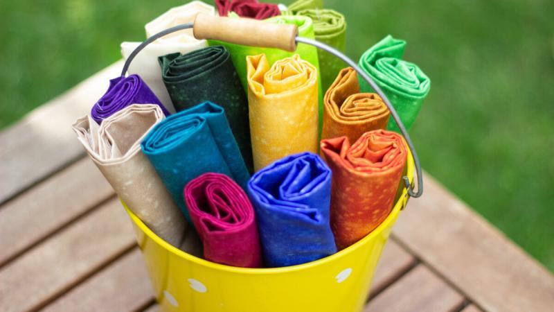 Видео. Пэчворк для начинающих. Нужно ли стирать ткань? Что такое декатировка?