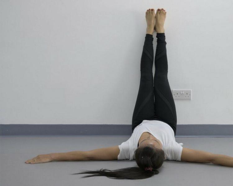Випарита Карани — асана, дарующая молодость и здоровье