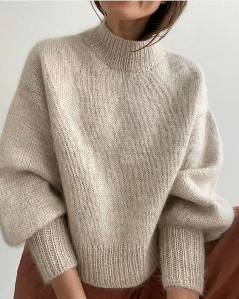 Знаменитые вязальщицы. Уютная вязаная мода из Дании от PetiteKnit.