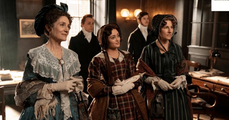 3 костюмированных британских сериала в стиле «Аббатство Даунтон»