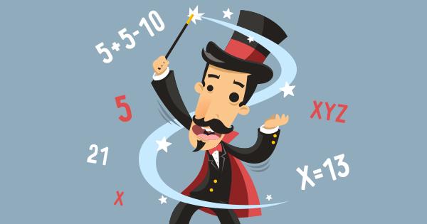 5 простых математических фокусов, с которыми справится даже гуманитарий
