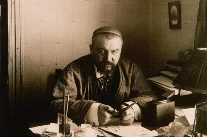 Это ему царь писал: «Закусывайте». Кутила, повеса, изобретатель. Именинник писатель Александр Куприн