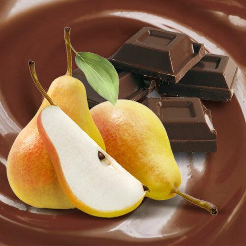 груша в шоколаде - ДЕСЕРТ на ЗИМУ в банках (рецепт)