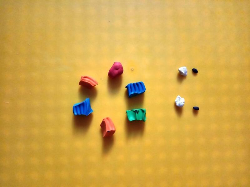 Как научить ребёнка лепить из пластилина: простая методика плюс 4 поделки, которые легко сделать