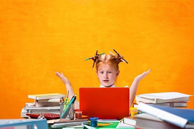 Неусидчивый ребенок: что делать?