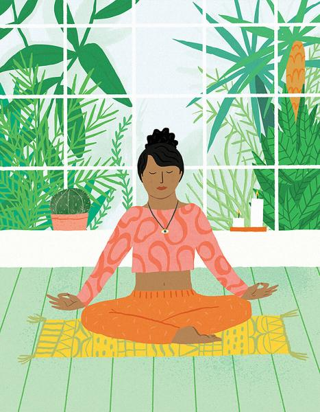 Перестать торопиться, избавиться от боли и начать правильно дышать. 4 книги о медитации