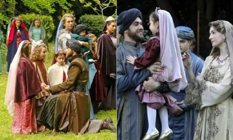 Сколько детей было у шехзаде Баязида
