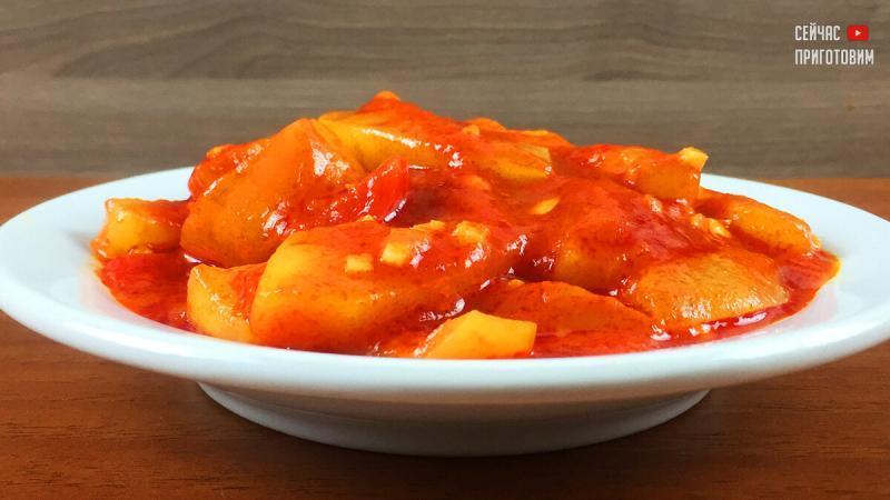 «Тещин язык»: салат, который покорил миллионы. Рецепт салата из кабачков «Тещин язык». Очень вкусная закуска!