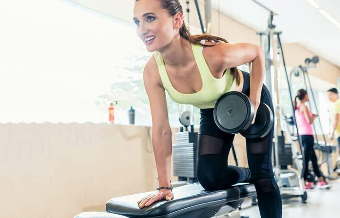 Упражнения, которые быстро уберут жир и складки на спине, талии, боках и подмышках. Результат за 40 дней. Часть №1