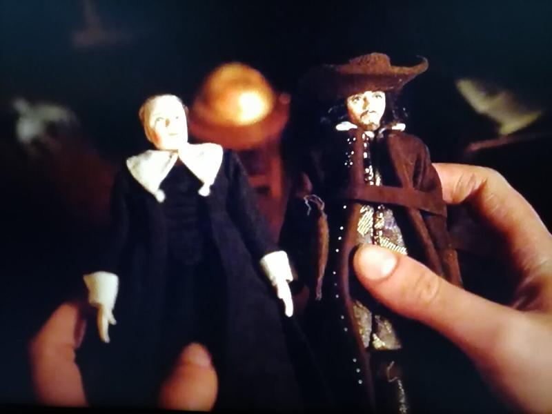 Миниатюрист. Детективный мини-сериал для любителей кукольной миниатюры и не только.