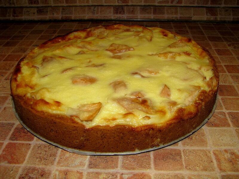 пирог, который ПОДХОДИТ для ПРАЗДНИЧНОГО стола - рецепт
