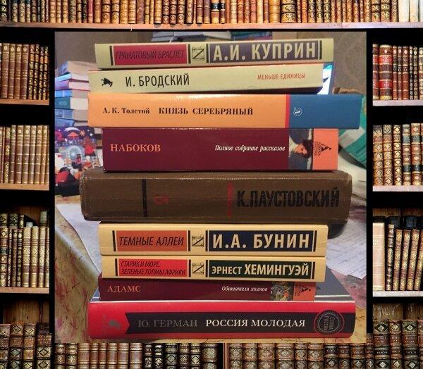 📚 Книжные планы на 2021 по чтению - ч.1. Назад к классике: 43 книги от Хэма до Пушкина и от Ремарка до Шолохова