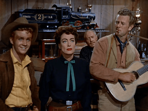 """Джонни Гитара"" (1954)"
