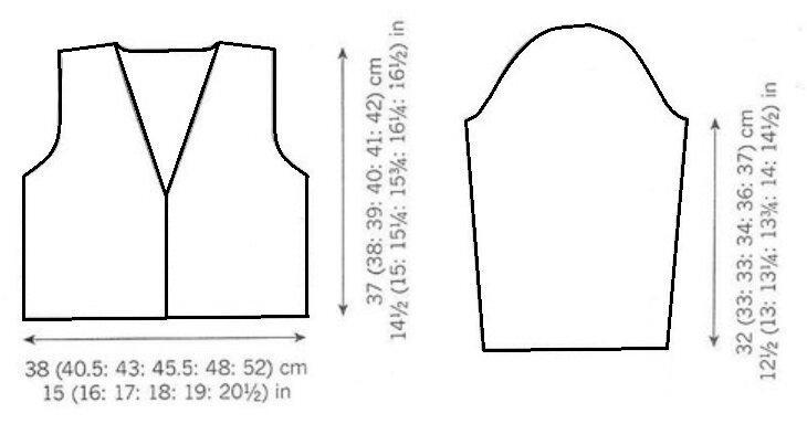 Кардиганы, жакеты спицами от Ким Харгривз и других зарубежных дизайнеров