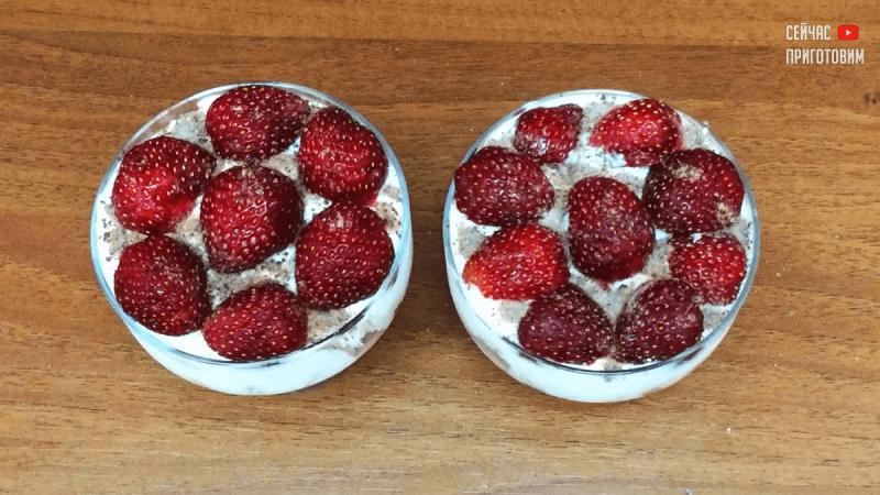 На Новый год торт больше не пеку, теперь готовлю быстрые десерты без выпечки: делюсь сразу двумя рецептами