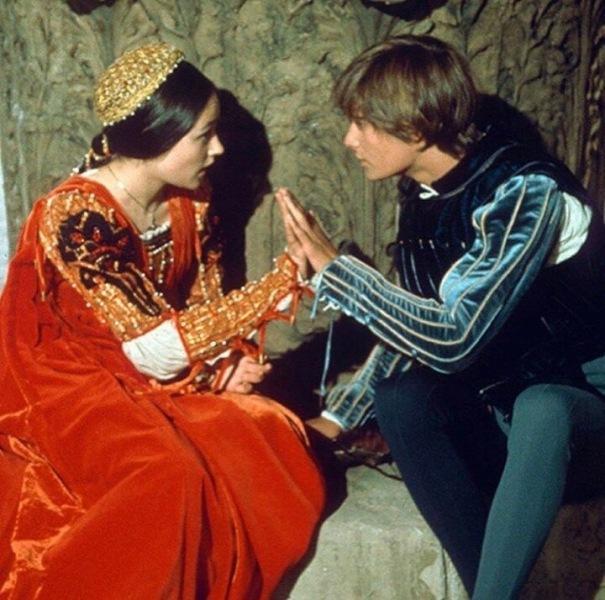 Нет повести печальнее на свете, чем повесть о Ромео и Джульетте