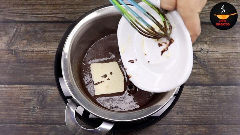 Обсуждали с подругой новогоднее меню и обе решили печь один и тот же торт на праздничный стол (делюсь рецептом)